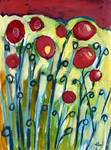 Growing in the Valley No 3 by Jennifer Lommers