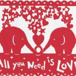 """All You Need is Love"" by lisawillis"