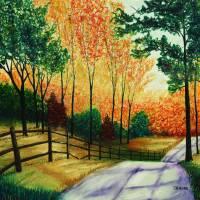 """Inhaling Color"" by GeorgeBurr"