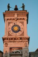Udine's Clock Tower