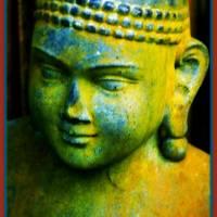 Buddha by Connie Yost