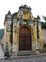 Church Doorway, Antigua