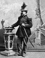 Emperor Norton, San Francisco c1880