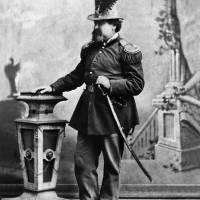 """Emperor Norton, San Francisco c1880"" by worldwidearchive"
