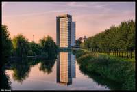 Tourmalin Almere Stad - Sunrise