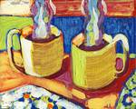 Morning Friends by Jennifer Lommers