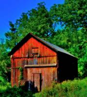 Stokes State Forest Barn