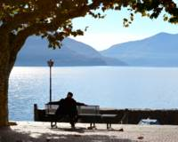 Dozing in Ascona