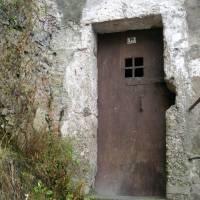 ancient doorway Art Prints & Posters by elektralv