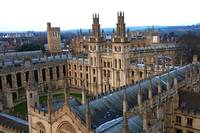 View from St. Marks: Oxford UK