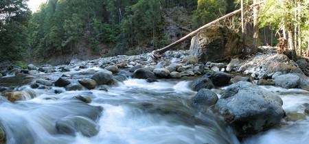Yuba River near Sierra City
