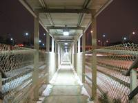 Track/Ground Level Pedway