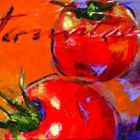 Tomatoes Art Prints & Posters by Ron Patterson