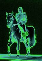 Glowing Gaits