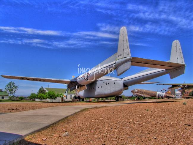 Flying Boxcar HDR
