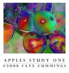 Apples Study One