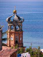 Cathedral in Puerto Vallarta