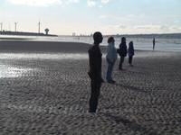 Another Place Antony Gormley oct 06