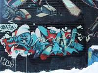 Graffiti Montreal 11