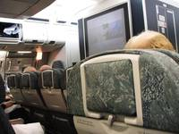 Air Canada Economy Class Seat A330