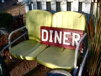 Diner In Yellow