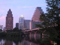 Austin - Bridge at Dusk