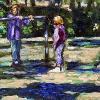 Playground by Faye Cummings