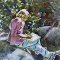 Young Writer by Faye Cummings