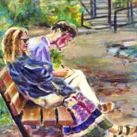 Poets by Faye Cummings