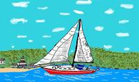 Coastal Sail_Colored