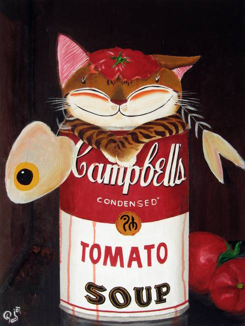 Catmasutra - Tomato-based Cat Fish Soup