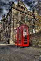 Telephone boxes