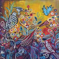 Enchanted Garden : Birds of a Feather by Kristen Stein