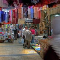 Nazareth, Old City Market