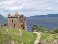 Castle Urqhuart (Loch Ness)