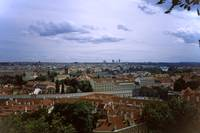 Prague from the Castle