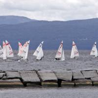 """Regatta on Lake Champlain"" by MarksClickArt"
