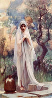 The Annunciation - Arthur Hacker