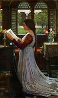 The Missal - John William Waterhouse