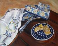 Mouse & Cheese: Polish Pottery XXIX