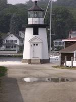 Mystic Seaport Lighthouse I