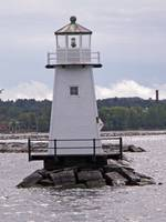 Burlington Harbor Lighthouse I