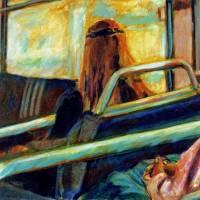 Restful Ride by Faye Cummings