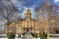 Golden Dome in Spring