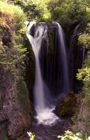 Waterfall at Spearfish Canyon