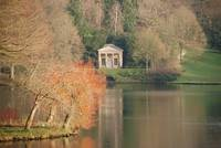Winter at Stourhead Gardens