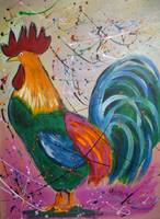 Catherine's Rooster