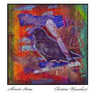 Almost Home Art Prints & Posters by Christine Wasankari