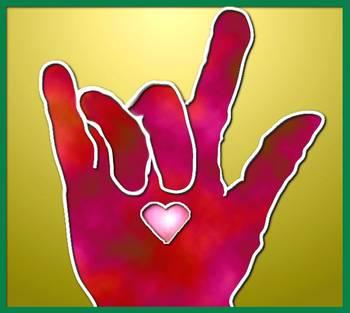 ASL~50 States Flashcards | Quizlet