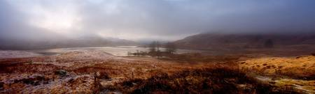 Loch Arklet Panorama